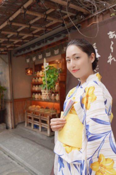 7月24日(金祝)大阪 浴衣ストリート個人撮影会